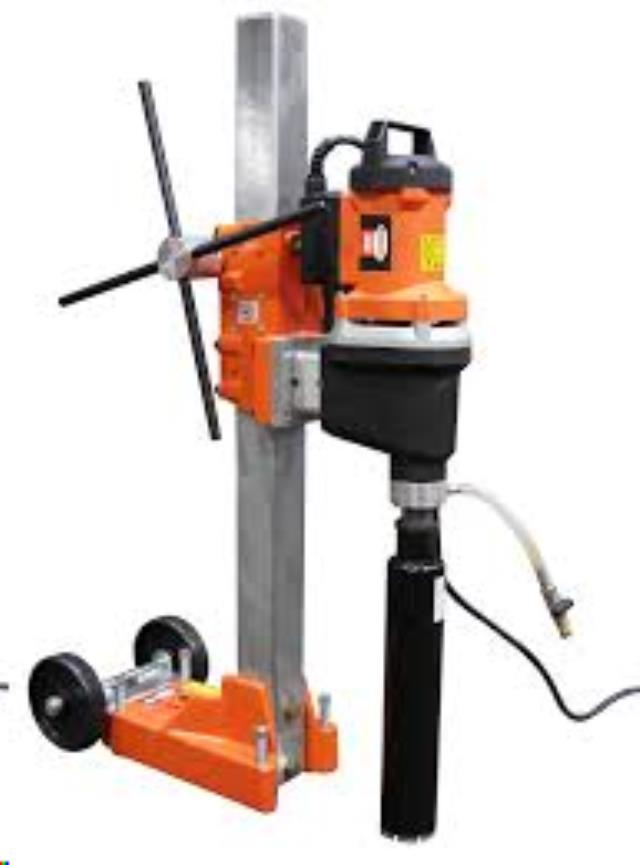 Where to find CORE DRILL  STAND LG W VACUUM in O'Fallon