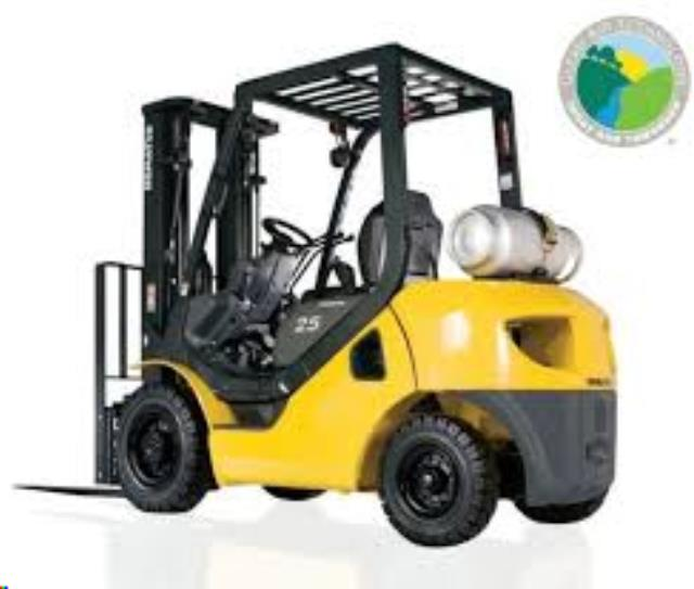 Where to find FORKLIFT INDUSTRIAL 5000LB GAS PROPANE in O'Fallon