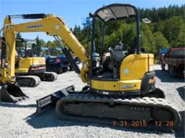 Where to find EXCAVATOR 14  WITH THUMB VIO 55 in O'Fallon
