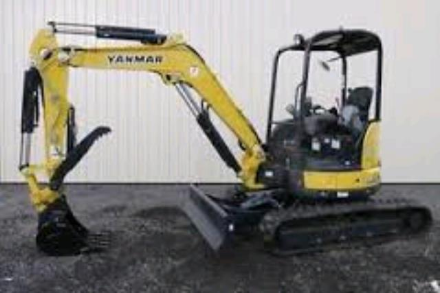 Where to find EXCAVATOR 11  WITH THUMB VIO 35 in O'Fallon