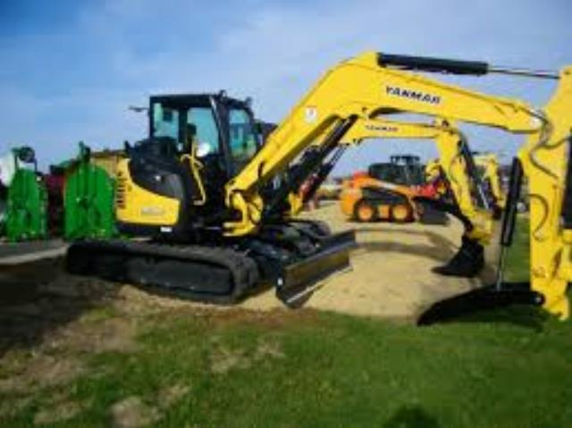 Where to find EXCAVATOR 16  WITH THUMB VIO 80 in O'Fallon
