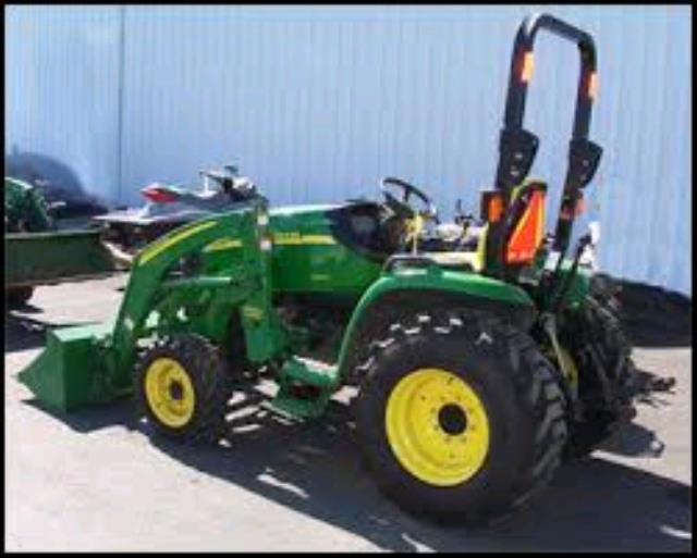 Where to find TRACTOR, GRADING, 40HP in O'Fallon