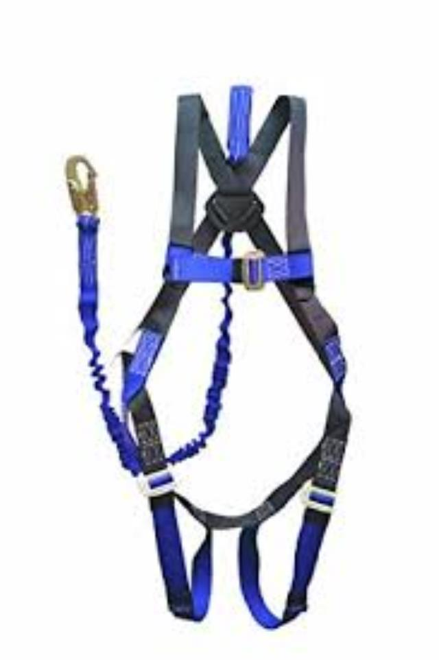 Where to find HARNESS, FULL BODY W LANYARD in O'Fallon