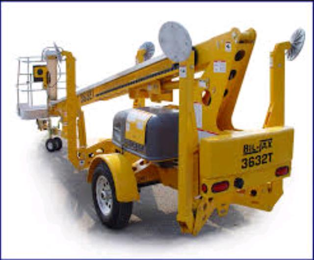 Where to find BOOM LIFT, TOWABLE, 42  STRAIGHT in O'Fallon