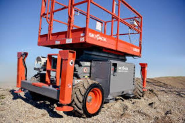 Where to find SCISSOR LIFT, 32  4 X 4 W  OUTRIGGERS in O'Fallon