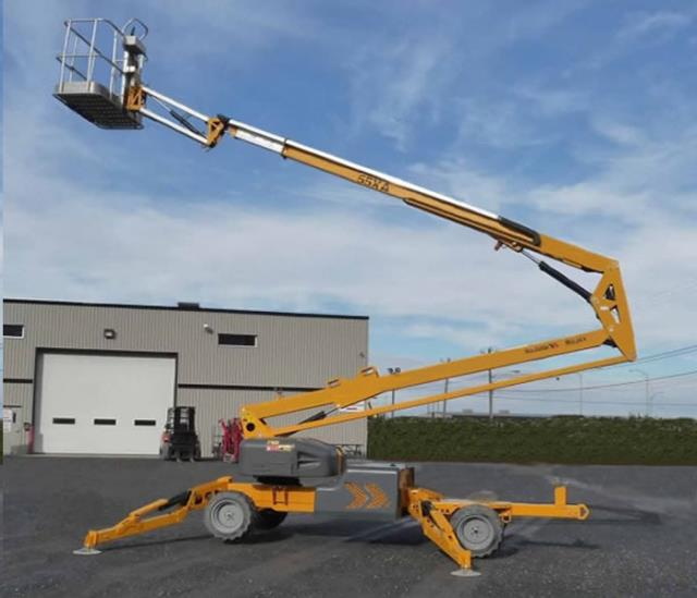 Where to find BOOM LIFT, 61  4WD, ART W OUTRIGGERS in O'Fallon