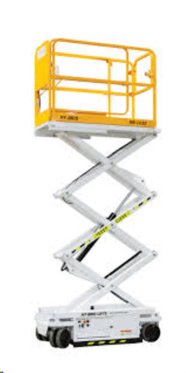 Where to find SCISSOR LIFT, 14 in O'Fallon