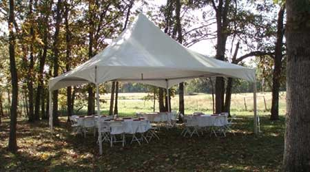 Party Rentals in St. Peters Missouri, Wentzville, O'Fallon, St. Charles, St. Louis MO